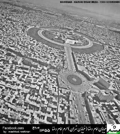 میدان مجسمه میدان شهدا میدان شاه 1349